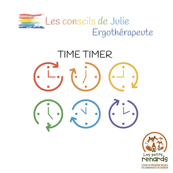 Advice from Julie, occupational therapist – Time Timer