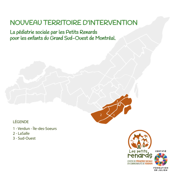 Nouveau territoire d'intervention